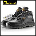 Búfalo de cuero zapatos de seguridad, zapatos de seguridad de china, zapatos de seguridad m-8183 jogger