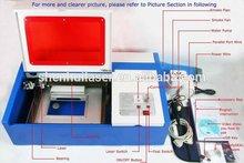 SH-K40 personal electronics laser engraver
