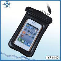 High-resolution Clear PVC Window IPX8 Waterproof Phone
