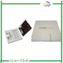 2014 popular paper box packaging for eyelash