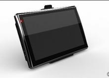 7 INCH HD CAR GPS NAVIGATOR /NAVIGATION CPU MTK 800MHZ DDR128M ROM 4GB CE6.0 FM,middle east gps navigation