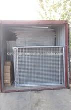 galvanized welded wire fence dog kennel