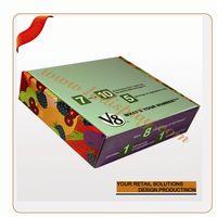 OEM fancy paper sweets packaging boxes best price wholesale ipad case packaging box