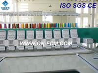 Automatic embroidery machine/ 15 head computerized embroidery machine/Dahao embroidery spare parts(FC-FN615)