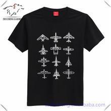 high quality fashionable 3d printing couple t-shirt