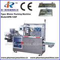 Une feuille d'aluminium en plastique dpb-140p thermoformage machine d'emballage blister