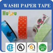 Rice paper masking tape