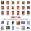 วัสดุภาพวาดสำหรับเด็ก: ครบวงจรการจัดหาจากประเทศจีน: yiwuตลาดสำหรับงานฝีมือและภาพวาด