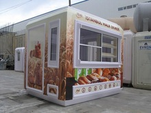 Hotel suppliers prefabricated restaurant outside prefabricated modular prefabricated hotel 3D designed container hotel design