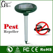 Garden tool pest control product Aluminum Tube Solar snake repeller GH-316