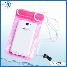Lastest Fashion cell phone waterproof case for samsung galaxy s4