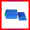 Attach Lids Plastic Collapsing Folding Crate