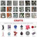 Roxo cor de vidro da lâmpada: uma parada de abastecimento da china: mercado de yiwu para glasscrafts