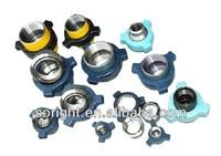 High pressure pipe fittings API standard steel tubing hammer union