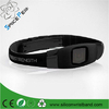 Power Silicone Band Fitness Control Bracelet Wristband Strength