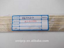 Cobre- zinco haste de soldadura de soldadura de bronze rods