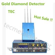 Buscador de mineral, la mina de oro detector de, diamante de metro detector de explorer