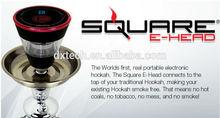 2014 DX tech Square E head along with best quality starbuzz e hose cartridge