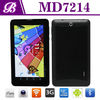 2014 New dual core tablet pc android MTK8312 7 inch no name tablet pc