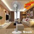 damin 16 pulgadas ventilador del soporte del techo y accesorios del ventilador