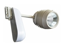 20W LED Track Light with die cating aluminum alloy houing