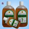 disinfectant cleaner in hospital disinfectant liquid 125ml,200ml,250ml,500ml,750ml,1000l