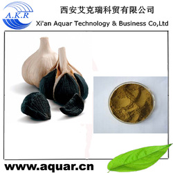 japanese black garlic extract and hot sale losing weight black garlic(new product)