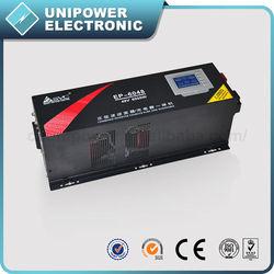 Factory Direct Sale High Efficiency 6000W Sine Wave Inverter Ups