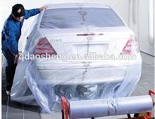 masking sheeting film Car Cover Bodyshop Paint Restoration