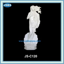 Hand Carved Beautiful Marble Nude Women Russia