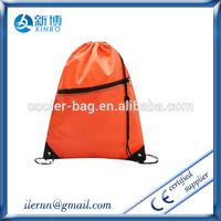 Hot sale professional fashion design waterproof cinch drawstring bag