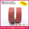 High quality masking resistant sensitive custom masking tape for stationery