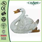 "13"" Goose Pond Spitter Small Decorative Water Fountain"