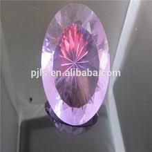 Rose Quartz Customized Especial Heart Crystal Diamond For Wedding Souvenirs