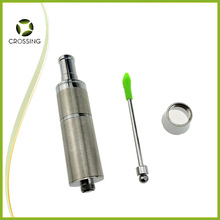 2014 new e cig atomizer ceramic donut wax vapourizer buy wholesale direct from China