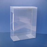 RPET window plastic carton