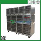 YSVET0510 stainless steel veterinary dog transport cage
