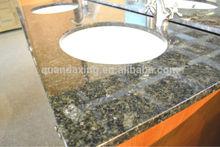 Granite Vanity Tops, Butterfly Green Granite Vanity Counter Top