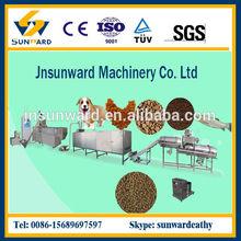 Energy saving multi functional animal feed plant for dog food