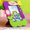 HOT SALE!!!Lovely design purple felt photo frame for kid's gift