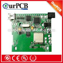 New cheap bare board pcb key board pcb
