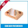 World brands gel air freshener for car air freshener gel