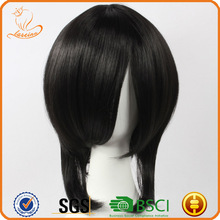 Fashion cheap price top quality heat resistant synthetic Shingeki no Kyojin anime cosplay wig