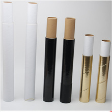 Offset Printing Surface Handling and Paper Material custom foil paper blush packaging tube