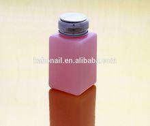 Transparent Glass Wine Liquor Alcohol Bottle /vodka Bottle