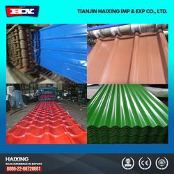Hot sale asphalt color roofing sheet