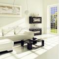 venda quente de cristal branco casa decoração decoração deinteriores