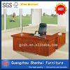 top modern melamine office table executive ceo desk office desk