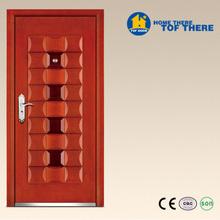 2014 new design mahogany solid wood door