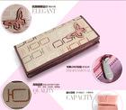 lady wallet pu pvc wallet